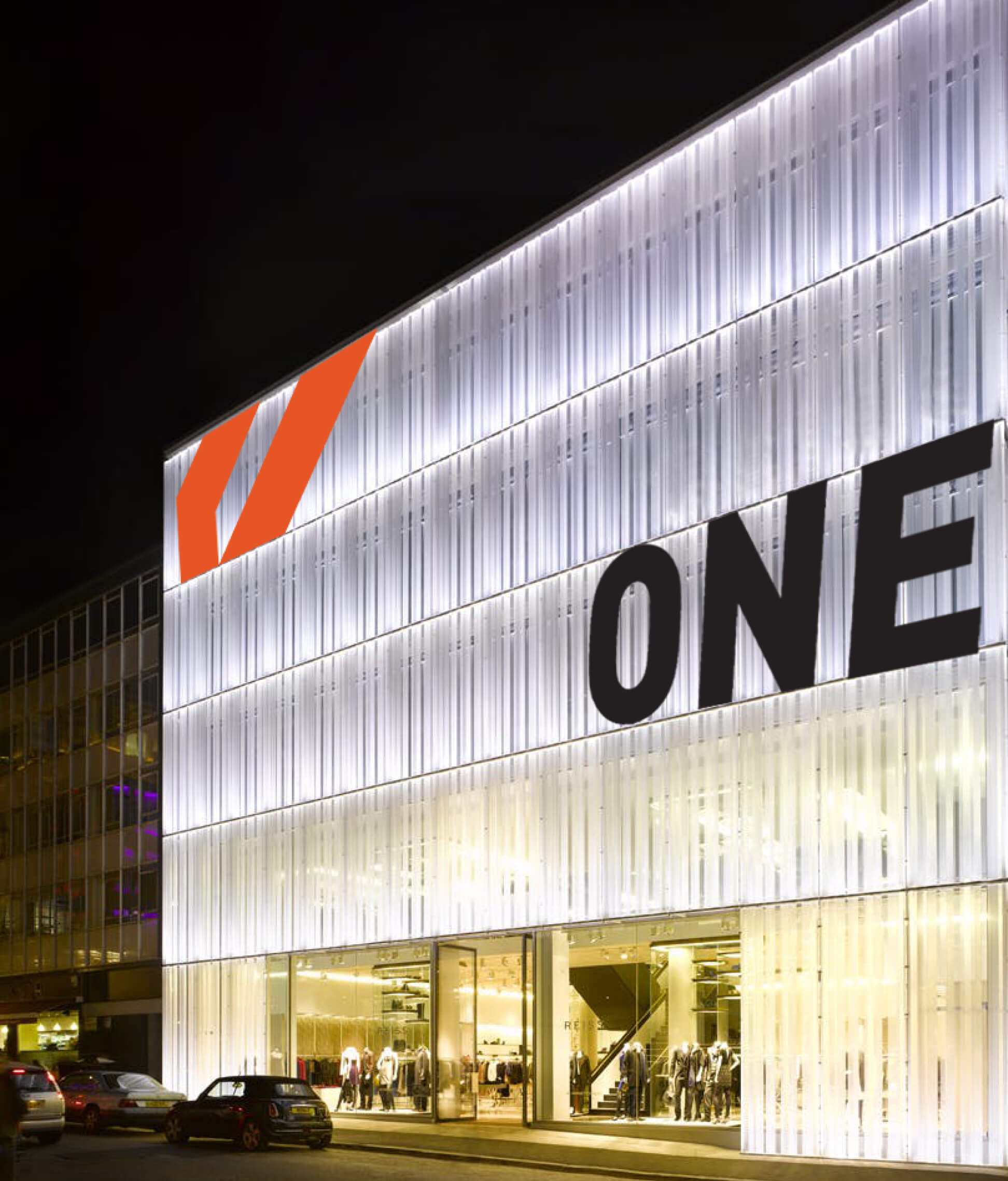 V-One campaign